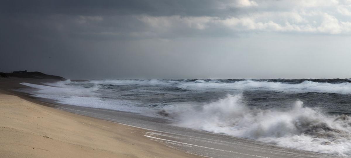 Dark and Stormy Nantucket