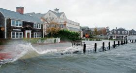 Nantucket Staying Above Water