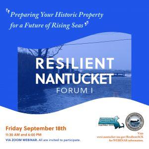 Resilient Nantucket