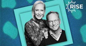 Wendy and Eric Schmidt